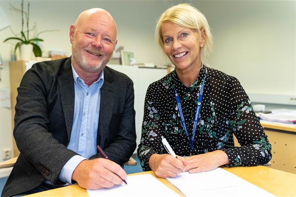 Bergen får et nytt eldremedisinsk spesialistsenter